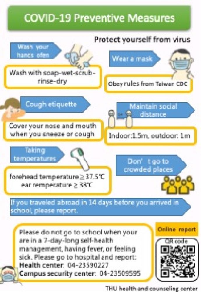 COVID-19 Preventive Measures